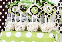 Baby Shower Decorations  / by HerBabyShower