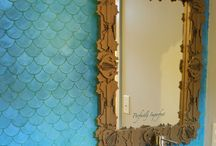 Gabbie's bathroom / by Krissy Depner