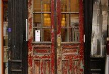 doors / by juNxtaposition
