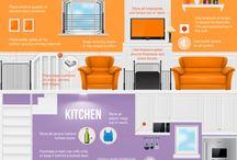 Infographics I heart / by Amanda Judd