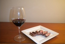 Sip & Eat / Favorite food and wine pairings / by In A Fabulous World