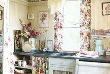 my shabby chic kitchen / kitchen ideas for my dream house / by regina johnson