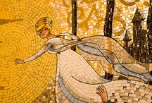 Mosaic, Interior Walls / by Ciel Gallery