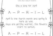 Makin' Music in the Classroom-Songs / by Morgan Tyler Neale