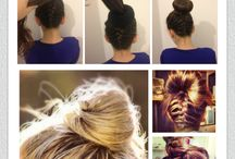 hair ^.^ / by Ariel Garza