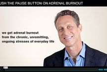 Chronic stress and adrenal burnout / by Mara Nicandro - Chicago Neuromuscular Therapist
