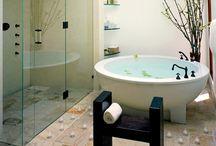 Bathrooms / by Eva-Charlotte