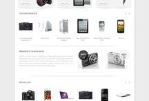 Web + UI design / by Claudia Lackner | 84px