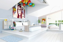Dream Home / Interior design, decor, home ideas, buildings, houses... A mix of inspiration of all what I'd like to own! / by Carmen Porcel Dacal