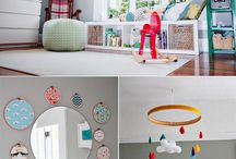 Kid Space / ::decorating for littles:: / by Kelsey Cobb