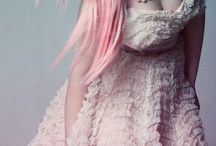 All About Blush & Palest Pink / by Dina T.