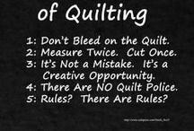 Quilt Quips / by Susan Nolff