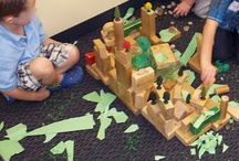 Preschool creative play / by Nancy Recinos