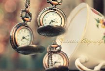 Time / by Sherry Gordon