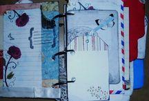 Journals / by Kristen RawVegan