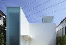 Architecture / by Elise Krentzel