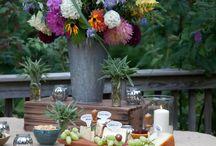 Paella Party Ideas / by Diana Nicholus