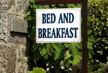 Bed and Breakfast / by Gilmore House Bed & Breakfast