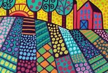 Paint Lessons / by Keri Speidel (Creative Genius Art)