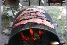 Grilling / new grills and features / by Alan Bostick
