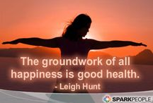 Health and Wellness / by Melissa Zapata Butler