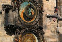 Jennifer's Clocks and Timepieces / by Cheryl Scott