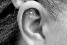 Tattoos and piercings / by Dee Dee J