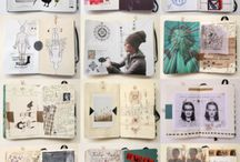 sketchbooks. / by connie search