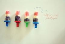 Popsicles / by Jenny Mick