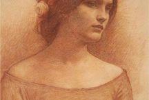 Pre-Raphaelite / by Naomi cm