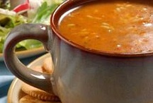 Soups - Stews - Chilis - Chowders / by Robin Belcher