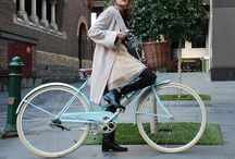 bicycle  / by ABODEdesignstudio