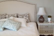 Bedroom Re-Do / by Ellie G