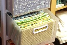 Craft Room And Storage / by Lesa Williams Manning