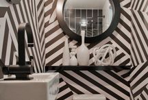 Black & White / by Kathryn Interiors