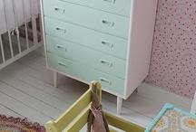 Inspiration Babyroom / by Aurelie Steinbach