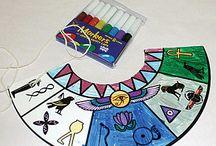 Egyptian for Preschool / by Robin Searle