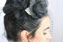 fascinator ideas... / by Molteno. Bespoke Couture