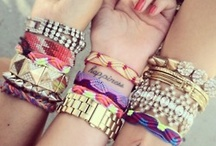 Arm Party  / by What-do-i-wear