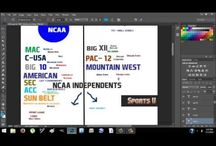 Sports U / Sports U teaches everyone about sports, including collegiate football and soccer. / by Caleb