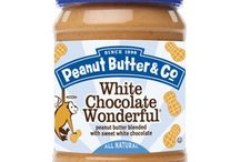 White Chocolate Wonderful / #tasteamazing recipes using our all-natural White Chocolate Wonderful peanut butter / by PeanutButterCo