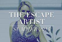 The Escape Artist | Summer 2014 / by IGIGI
