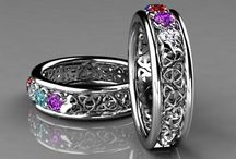 Mothers rings / by Dawn Gardenour-cook