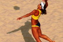 """Volleyball """"LOVE"""" / by Pam Griggs"""