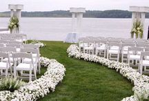Wedding Aisle ideas / by Rondessa Robinson