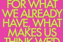 Quotes & Philosophy / by Sarah Joseph