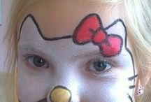 Face Painting / by Tere G.B.
