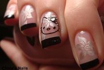 So Many Nail Ideas! / by Kim Wright