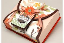 Pretty DIY gift boxes  / by Eloy Inis