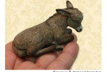animals-dollhouse / by kaliqueno68@hotmail.com